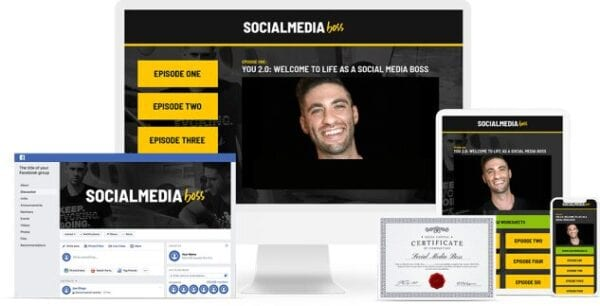 Jason Capital – Social Media Boss Download