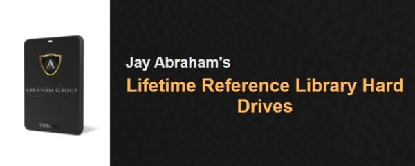 Jay Abraham – Lifetime Reference Library 2.0
