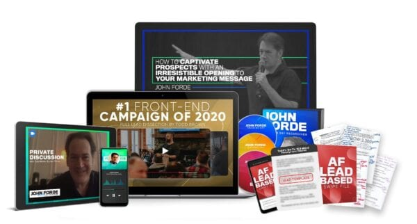 John Forde – Leads Bundle