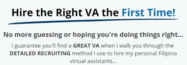 John Jonas – One Virtual Assistant Away