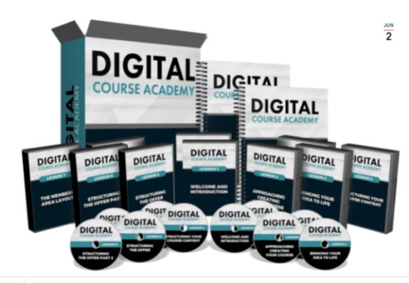 Jon Penberthy – Digital Course Academy
