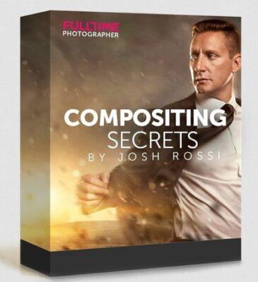 Josh Rossi – Fulltime Photographer – Compositing Secrets