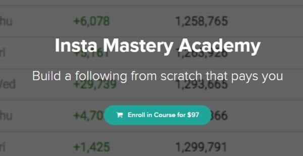 Josh Ryan – Insta Mastery Academy 3.0