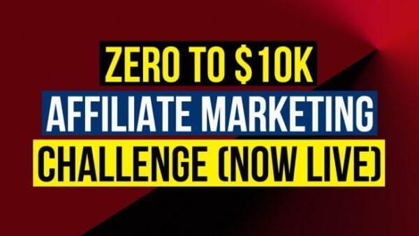 Joshua Elder – Zero To 10k Challenge