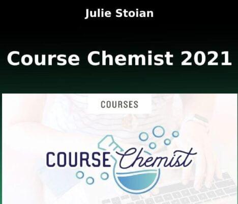 Julie Stoian – Course Chemist 2021