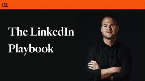 Justin Welsh – The LinkedIn Playbook