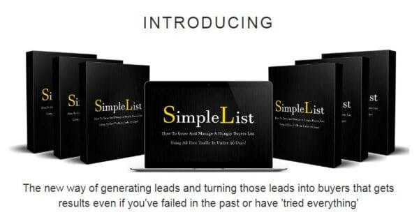 Kenny Cannon – Simple List