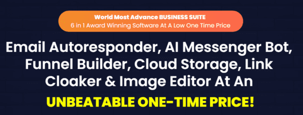 Kenny Tran – Qishio – World Most Advance BUSINESS SUITE