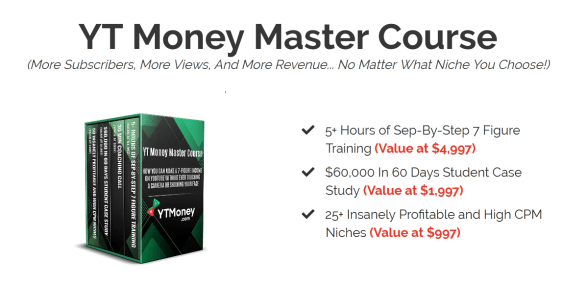Kody White – YT Money Master