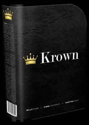 "Krown – The World's 1st ""Robotic"" FaceBook App 2021"