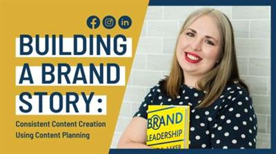 Liz Creates – Building a Brand Story – Consistent Content Creation Using Content Planning