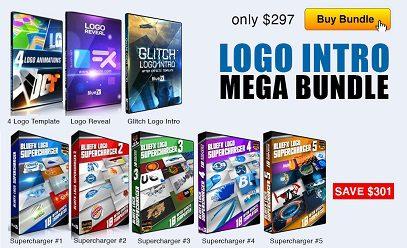 Logo Intro Mega Bundle