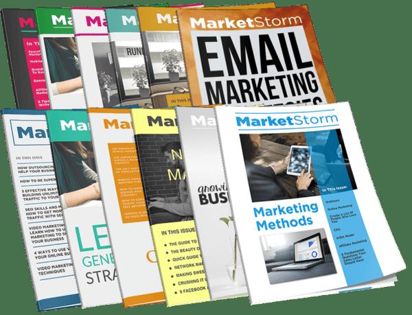 Market Storm – PLR Magazines