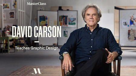 MasterClass – David Carson Teaches Graphic Design