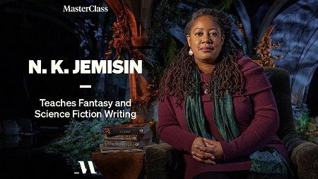 MasterClass – N. K. Jemisin Teaches Fantasy and Science Fiction Writing