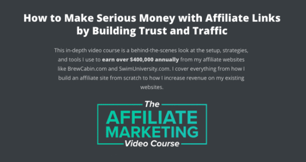 Matt Giovanisci – Affiliate Marketing For Bloggers