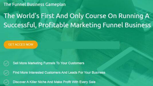 Michael Killen – The Funnel Business Gameplan