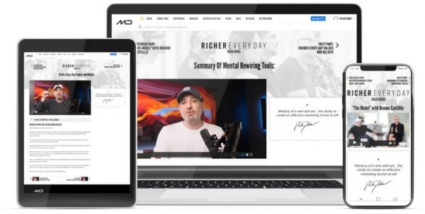 Mike Dillard – Richer Every Day Update 2
