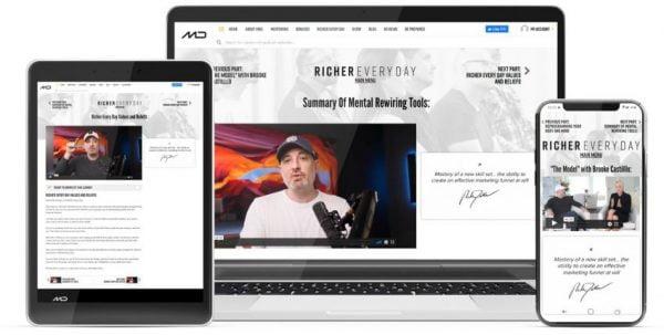 Mike Dillard – Richer Every Day Update 3