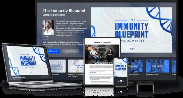 MindValley – Eric Edmeades – Immunity Blueprint