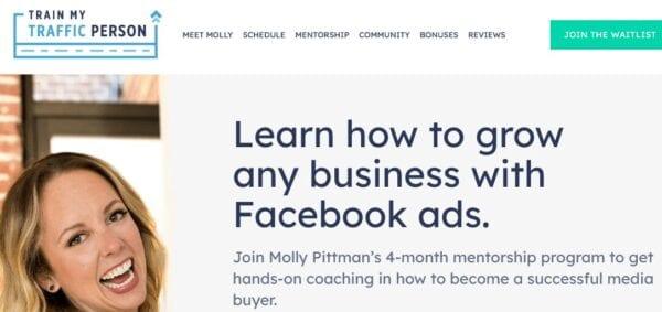 Molly Pittman – Train My Traffic Person 2020