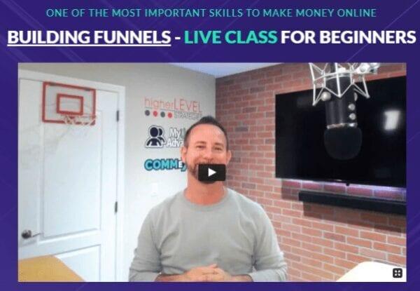 Omar Martin – Funnels Workshop For Beginners