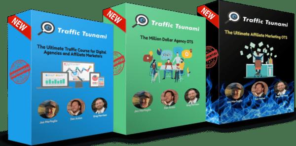 OMG Machines – Definitive Traffic Tsunami – DC2021