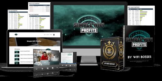 Ricky Mataka & Mike Balmaceda – Simple Wifi Profits Update 2 Download