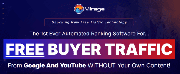Robin Palmer – Mirage – 1st Automated Ranking Tool