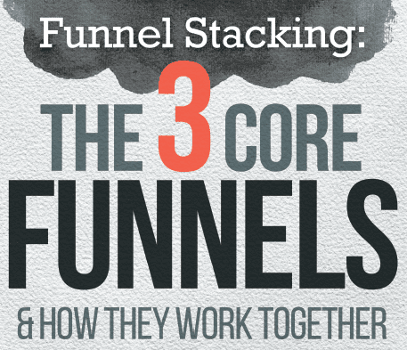 Russell Brunson – Funnel Stacking – 3 Core Funnels