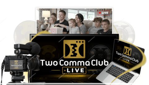 Russell Brunson – Two Comma Club- LIVE Virtual Conference