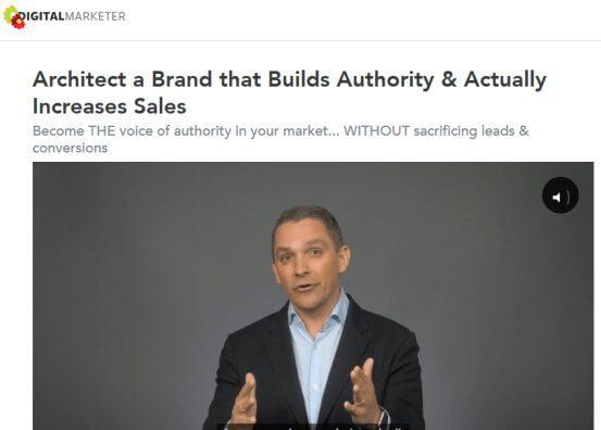 Ryan Deiss – How to Architect a Branding Blueprint