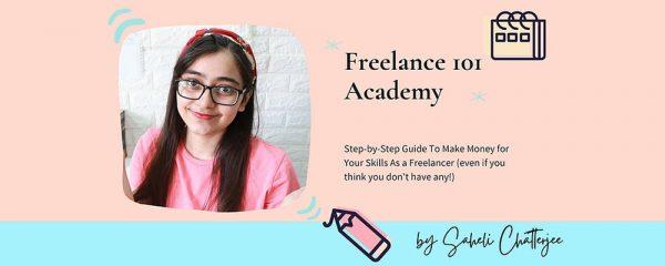 Saheli Chatterjee – Freelance 101 Academy