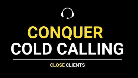 Sean Longden – Conquer Cold Calling