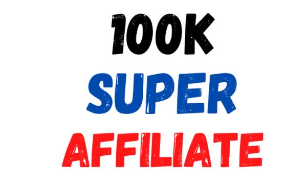 Shawn – 100K Super Affiliate 2021