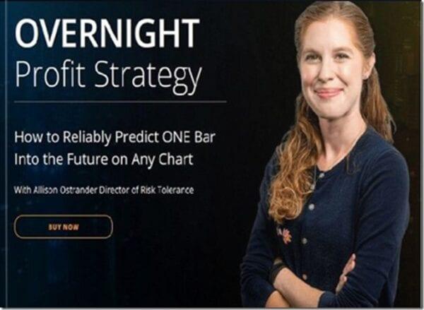 Simpler Trading – Overnight Profit Strategy PRO