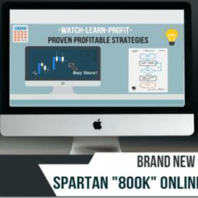 SpartanTraderFX – 800k Forex Workshop