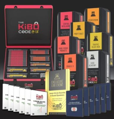 Steve Clayton And Aidan Booth – The Kibo Code Update Download