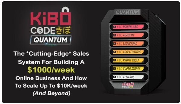 Steven Clayton & Aidan Booth – The Kibo Code Quantum