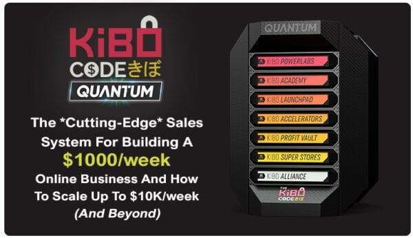 Steven Clayton & Aidan Booth – The Kibo Code Quantum Update 1