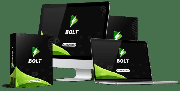 Team Black Belt – Bolt