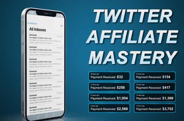 The Giver – Twitter Affiliate Mastery – Written by The Most Consistent Affiliate Marketer on Gumroad