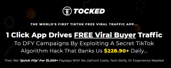 Tocked Live App – A Secret TikTok Algorithm Hack That Banks Us $228.90+ Daily