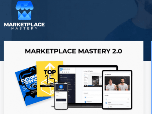 Tom Cormier – Marketplace Mastery 2.0