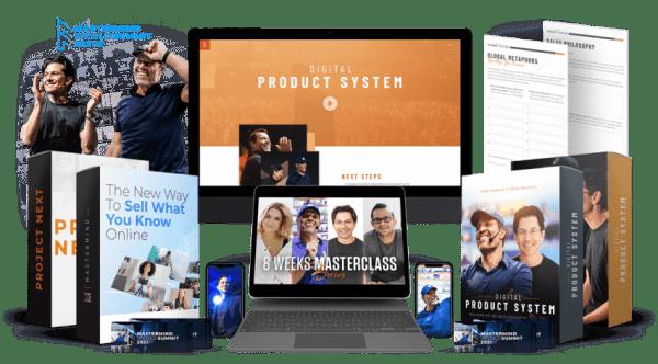 Tony Robbins & Dean Graziosi – Project Next Update 1