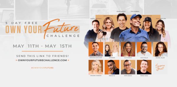 Tony Robbins & Dean Graziosi – Own Your Future Challenge
