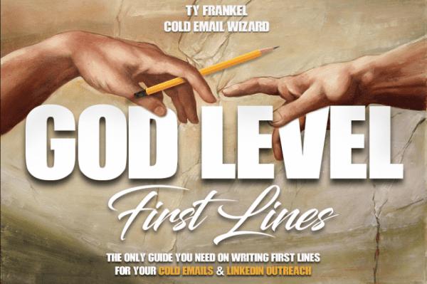 Ty Frankel – God-Level First Lines
