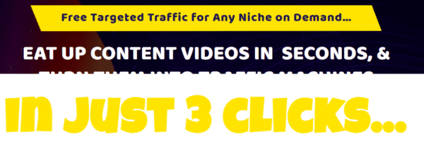 VIDChomper 2021 – Eat up Content Videos in Seconds, and Turn them into Traffic Machines