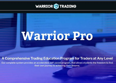 Warrior Pro Trading System