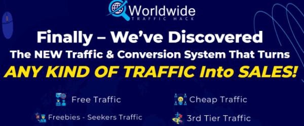 James Renouf – Worldwide Traffic Hack